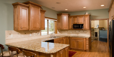 Kitchen cabinets mica compare free quotes for Bathroom designs in jamaica